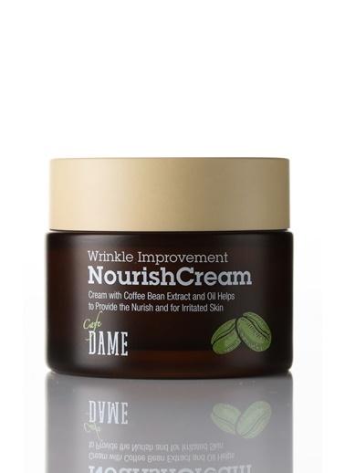 Cafe Dame Café Dame Nurish Cream Kırışıklık Karşıtı Kahve Kremi Renksiz